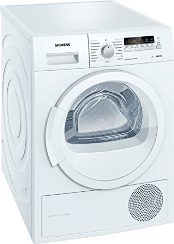 Siemens iQ700 WT46W261 iSensoric Wärmepumpentrockner