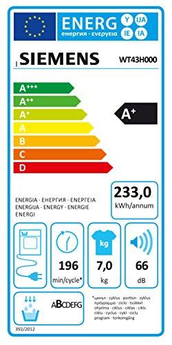Siemens iQ300 WT43H000 iSensoric Wärmepumpentrockner - 3