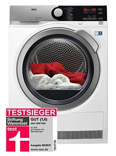 AEG T9DE77685 Wärmepumpentrockner (A+++)