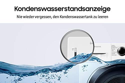Samsung DV5000 DV81M50103W/EG Wärmepumpentrockner (A++) - 3