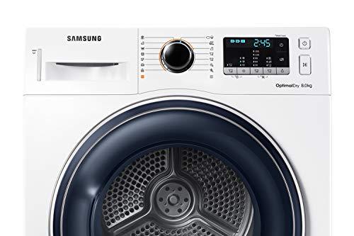 Samsung DV5000 DV81M50103W/EG Wärmepumpentrockner (A++) - 8