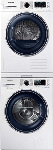 Samsung DV5000 DV81M50103W/EG Wärmepumpentrockner (A++) - 10