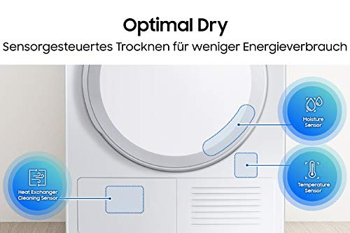 Samsung DV80TA220TW/EG Wärmepumpentrockner (A+++) - 6