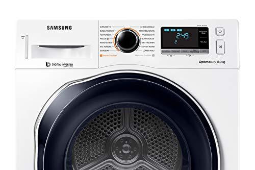 Samsung DV6000 DV81M6210CW/EG Wärmepumpentrockner (A+++) - 3