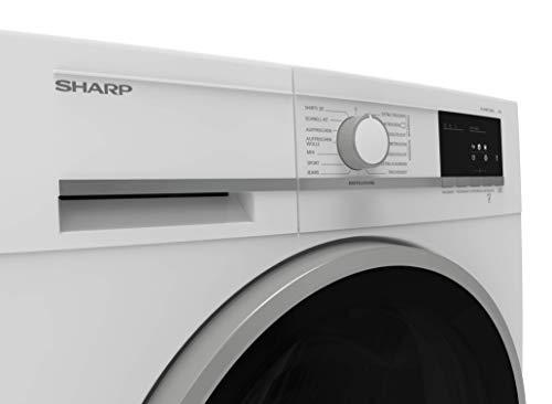 Sharp KD-GHB7S7GW2-DE Wärmepumpentrockner (A++) - 2
