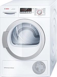 Bosch WTW86271 Wärmepumpentrockner / A++ / 8 kg / Selbstreinigender Kondensator / weiß -