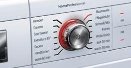 Bosch WTY87701 Wärmepumpentrockner / A++ / 8 kg / Weiß / Selbstreinigender Kondensator / Anti Vibration -