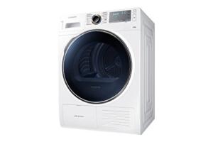 Samsung DV80H8100HWEG Wärmepumpentrockner / A++ / kWh 8 kg / LED Trommelbeleuchtung / weiß -
